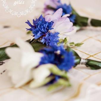 Gėlės vestuvėms / Egidija Janeliūnienė / Darbų pavyzdys ID 412727
