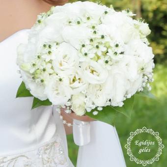 Gėlės vestuvėms / Egidija Janeliūnienė / Darbų pavyzdys ID 412747