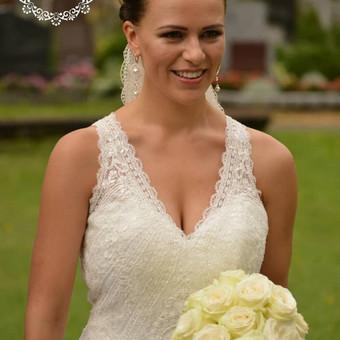 Gėlės vestuvėms / Egidija Janeliūnienė / Darbų pavyzdys ID 412749