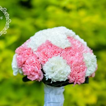 Gėlės vestuvėms / Egidija Janeliūnienė / Darbų pavyzdys ID 412751