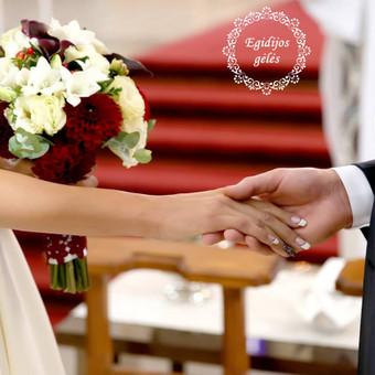 Gėlės vestuvėms / Egidija Janeliūnienė / Darbų pavyzdys ID 412761