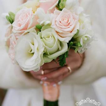 Gėlės vestuvėms / Egidija Janeliūnienė / Darbų pavyzdys ID 412767