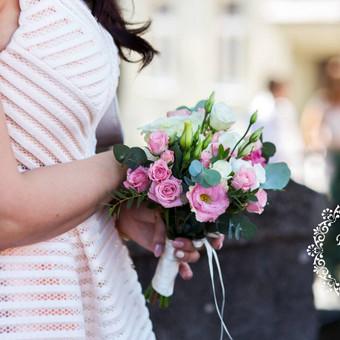 Gėlės vestuvėms / Egidija Janeliūnienė / Darbų pavyzdys ID 412769