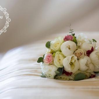 Gėlės vestuvėms / Egidija Janeliūnienė / Darbų pavyzdys ID 412771