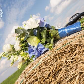 Gėlės vestuvėms / Egidija Janeliūnienė / Darbų pavyzdys ID 412773