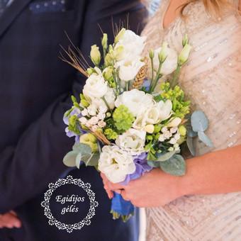 Gėlės vestuvėms / Egidija Janeliūnienė / Darbų pavyzdys ID 412775