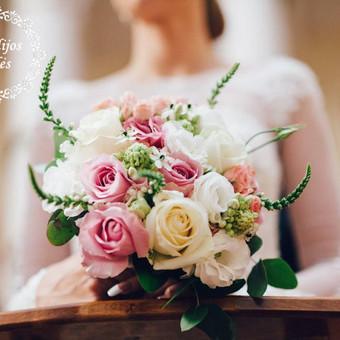 Gėlės vestuvėms / Egidija Janeliūnienė / Darbų pavyzdys ID 412781