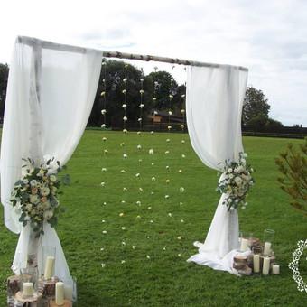 Gėlės vestuvėms / Egidija Janeliūnienė / Darbų pavyzdys ID 412789