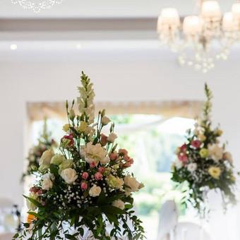 Gėlės vestuvėms / Egidija Janeliūnienė / Darbų pavyzdys ID 412793