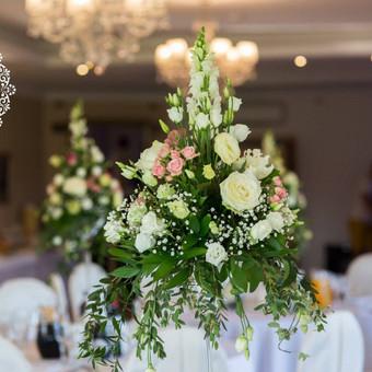 Gėlės vestuvėms / Egidija Janeliūnienė / Darbų pavyzdys ID 412795