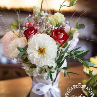 Gėlės vestuvėms / Egidija Janeliūnienė / Darbų pavyzdys ID 412799