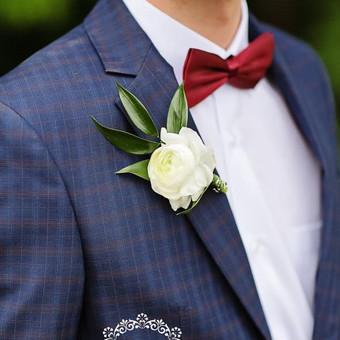 Gėlės vestuvėms / Egidija Janeliūnienė / Darbų pavyzdys ID 412811