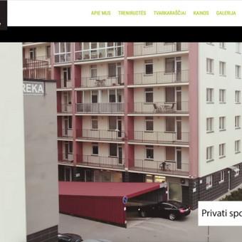 Internetinių Svetainių Kūrimas / Nikita Rancevas / Darbų pavyzdys ID 413165