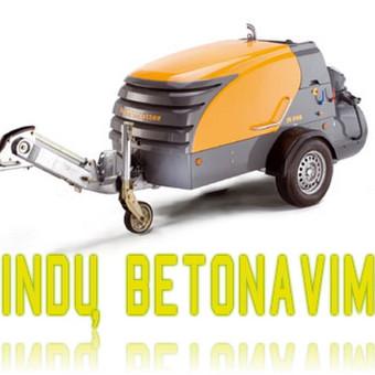GRINDU BETONAVIMAS / Gintas / Darbų pavyzdys ID 413345