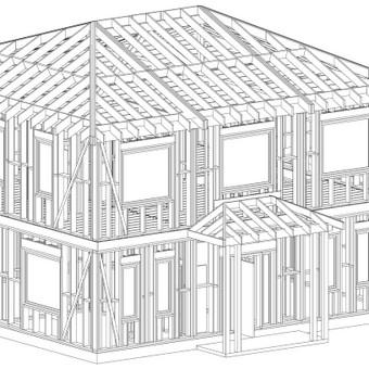 Architektas - konstruktorius Vilniuje / Juras Kuzmickis / Darbų pavyzdys ID 413717