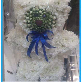 Floristas, gėlių salonas / Olga / Darbų pavyzdys ID 64175