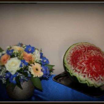 Floristas, gėlių salonas / Olga / Darbų pavyzdys ID 64173