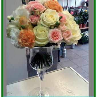 Floristas, gėlių salonas / Olga / Darbų pavyzdys ID 64174