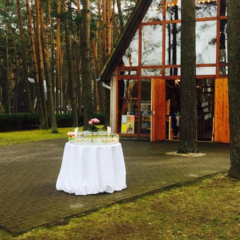 Šampano staliukas po ceremonijos / Eglė Ivanskaja / Darbų pavyzdys ID 416723