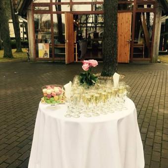 Šampano staliukas po ceremonijos / Eglė Ivanskaja / Darbų pavyzdys ID 416725