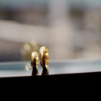 Vestuviniai ir sužadėtuvių žiedai / Artūras Lapuchinas / Darbų pavyzdys ID 417451