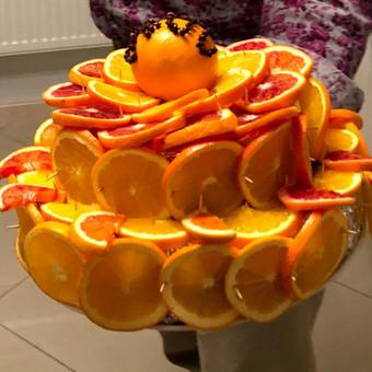 Vaisių tortai ir dekoracijos / Rasa / Darbų pavyzdys ID 418123