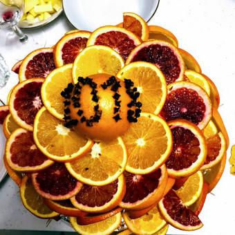 Vaisių tortai ir dekoracijos / Rasa / Darbų pavyzdys ID 418125