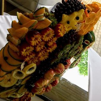 Vaisių tortai ir dekoracijos / Rasa / Darbų pavyzdys ID 418133