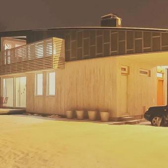 Individualus gyvenamasis namas Vilniuje 2013m.