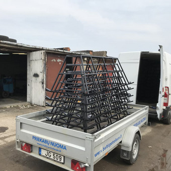 Plieno Vizija - Metalo gaminiai / Marius Vyšniauskas / Darbų pavyzdys ID 419985