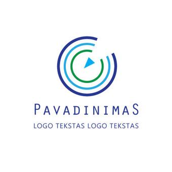 Logotipai, vizitinės, skrajutės / Aistė Čirvinskienė / Darbų pavyzdys ID 422761