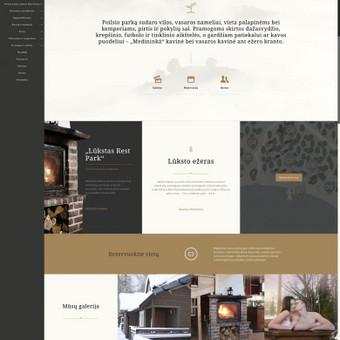 """Internetinių puslapių ir el. parduotuvių kūrimas / """"Montibus"""", MB / Darbų pavyzdys ID 424487"""