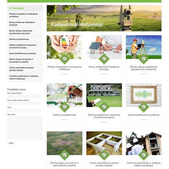Internetinių svetainių, e. shop kūrimas- INTERATEITIS / UAB Interateitis / Darbų pavyzdys ID 425063