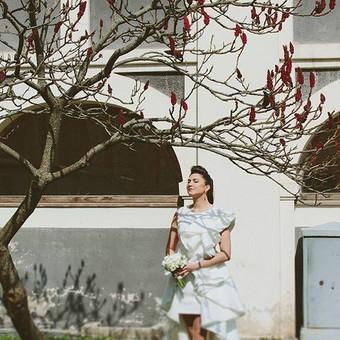 Vestuvinių ir proginių suknelių siuvimas Vilniuje / Oksana Dorofejeva / Darbų pavyzdys ID 65242