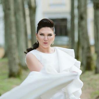 Vestuvinių ir proginių suknelių siuvimas Vilniuje / Oksana Dorofejeva / Darbų pavyzdys ID 65244