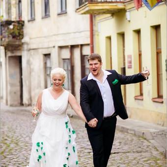 Vestuvinių ir proginių suknelių siuvimas Vilniuje / Oksana Dorofejeva / Darbų pavyzdys ID 65246