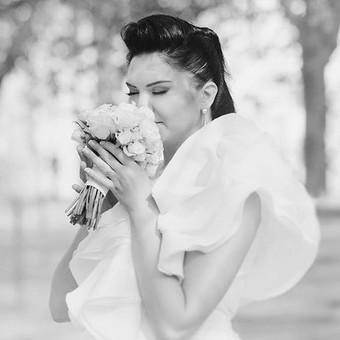 Vestuvinių ir proginių suknelių siuvimas Vilniuje / Oksana Dorofejeva / Darbų pavyzdys ID 65243