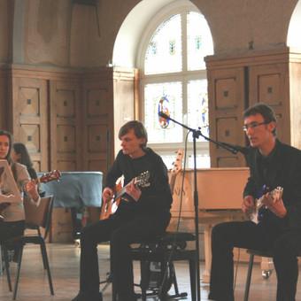 """Alex Guru Guitar School"" mokinių koncertai"