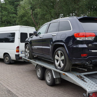 Krovinių,automobiliu  pervežimas Lietuva Anglija Lietuva / Domas Kairys / Darbų pavyzdys ID 427899