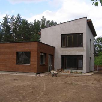 Vienbutis  gyvenamas namas Vilniuje
