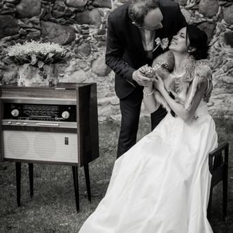 Sandra ir Tomas (vestuvių fotografija)
