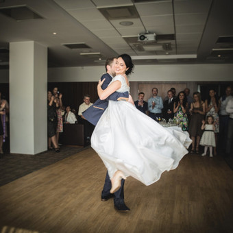 Jaunųjų šokis / Sandra ir Tomas (vestuvių fotografija)