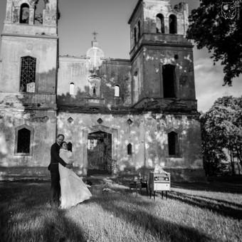 Jaunieji dvare / Sandra ir Tomas (vestuvių fotografija)