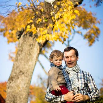 Šeimos vyrai  (šeimos fotosesija)