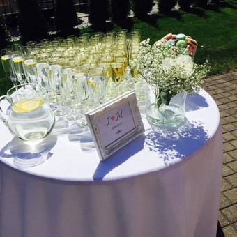 Šampano staliukas po ceremonijos / Eglė Ivanskaja / Darbų pavyzdys ID 430693