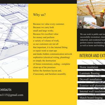 Reklamos kūrimas / gamyba / Fenikso Dirbtuvės / Darbų pavyzdys ID 431085