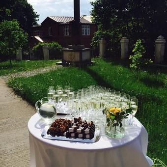 Šampano staliukas po ceremonijos / Eglė Ivanskaja / Darbų pavyzdys ID 432375