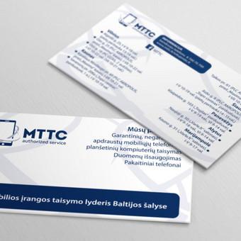 Maketavimas, logotipų kūrimas, spaudos darbai ir kt. / MB Prospauda / Darbų pavyzdys ID 432841