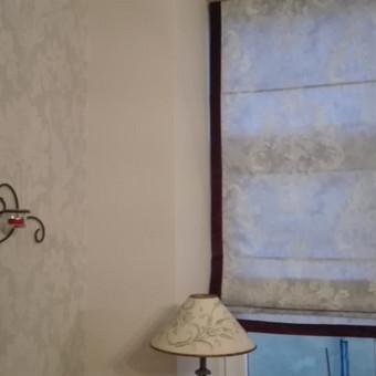 Interjero tekstilės dekoravimas ir siuvimas. / Inga Brancevičienė / Darbų pavyzdys ID 432913