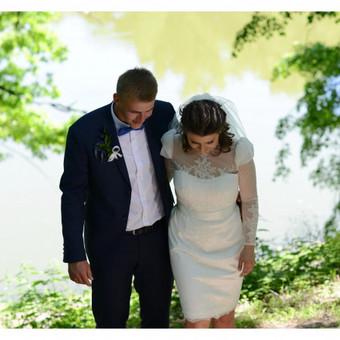 Vestuvinių ir proginių suknelių siuvimas Vilniuje / Oksana Dorofejeva / Darbų pavyzdys ID 66562